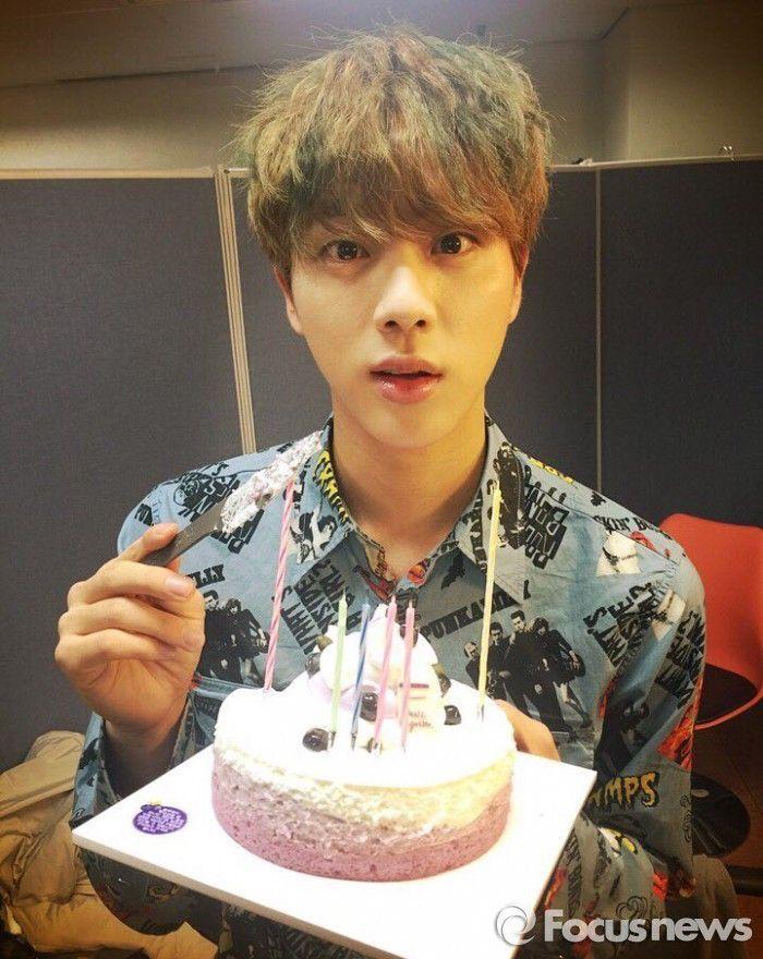 Happy Birthday worldwide handsome Kim Seokjin! ️ Jins