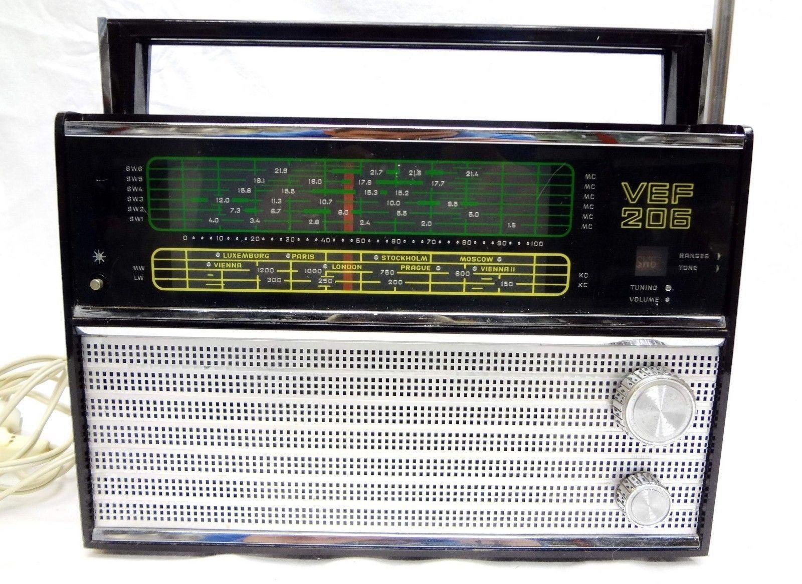 Vintage Legendary Soviet Russian Transistor Radio Amazon Co Uk Electronics Transistor Radio Transistors Radio