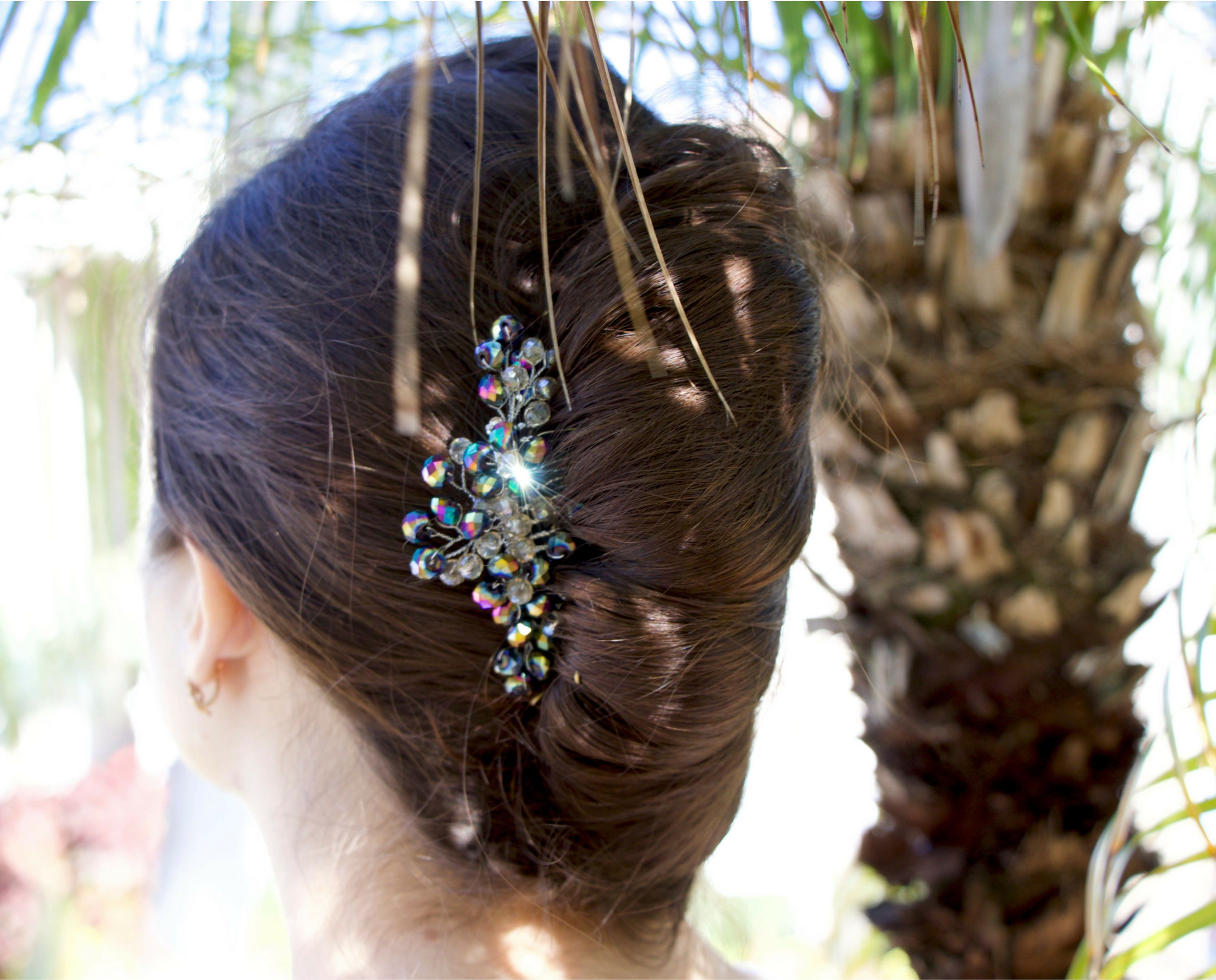 hair pieces decorative