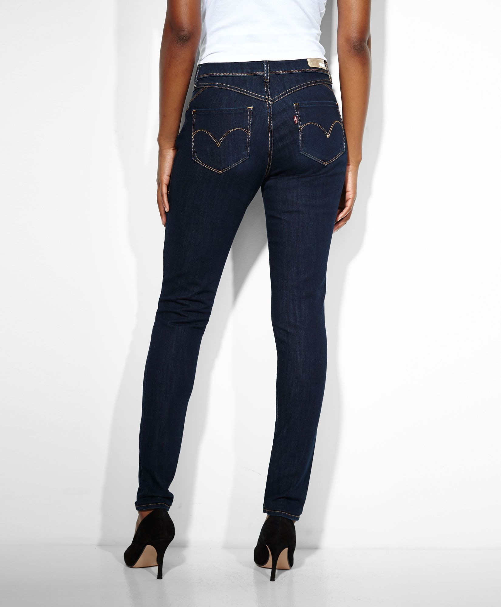 new & pre-owned designer professional website bright n colour Levi's® Revel™ Bold Curve Skinny Jeans | Levi's ...