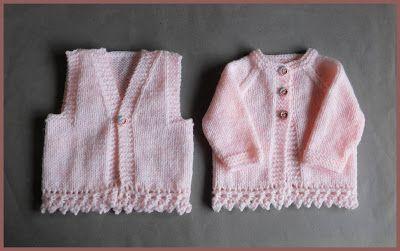 4f87e7e81ee5 Enya - Baby Gilet ENYA Baby Gilet Newborn Baby Requirements ...