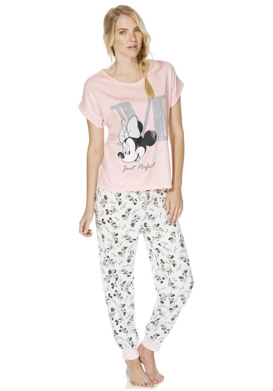 Clothing at Tesco | Disney Minnie Mouse Pyjamas > nightwear ...