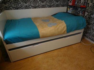 Marktplaats Slaapkamer Bedden : Marktplaats eénpersoonsbed met onderbed slaapkamer bedden