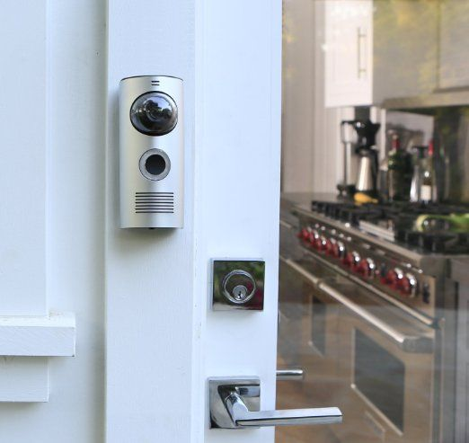Bot Home Automation Doorbot Home Technology Home Automation Smart Doorbell