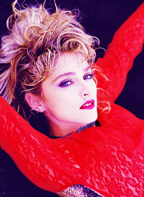 The 80s Material Girl Madonna Madonna Fashion Madonna Photos