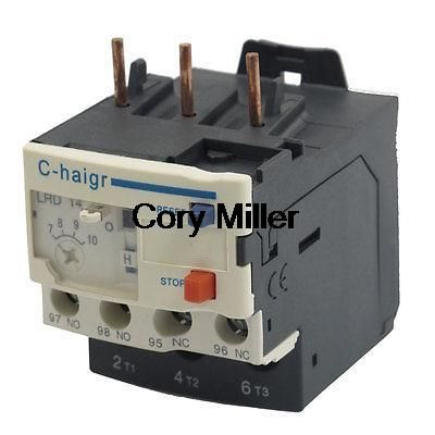 10a Rated Current 690v Thermal Overload Relay Jr28 25 1 No 1 Nc Bdxfd Affiliate Relay Electricity Electrical Equipment