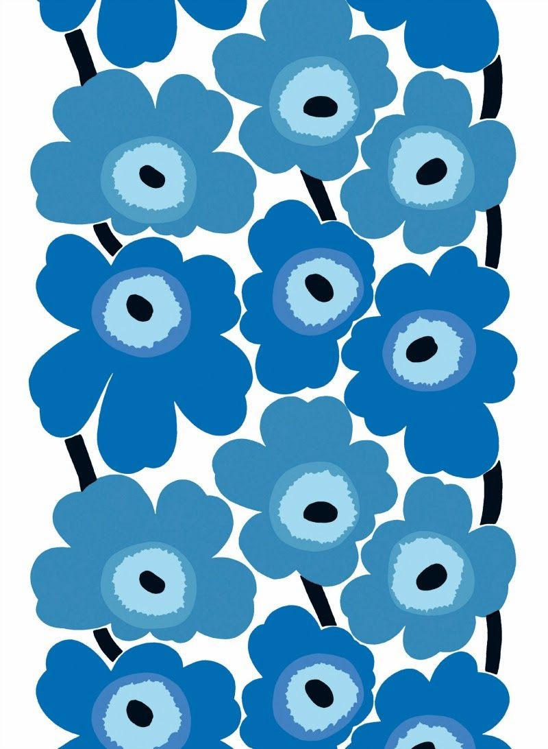 Independence day in Finland today! Pic Marimekko