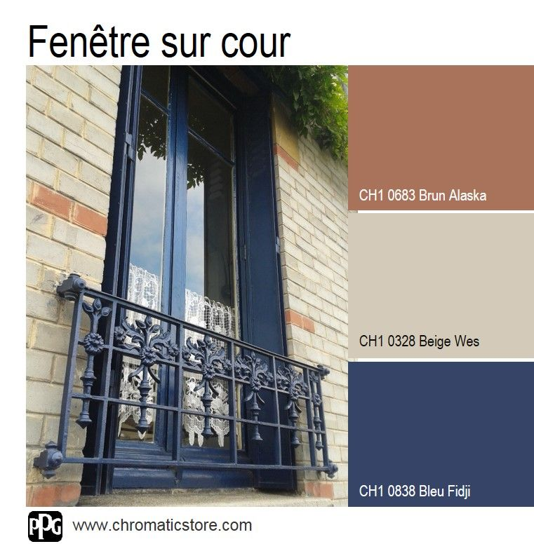 Une Palette De Teintes Classique Et Intemporelle Pour L Interieur Et De Caractere Pour L Exterieur Www Chr Couleur Facade Maison Facade Villa Facade Maison