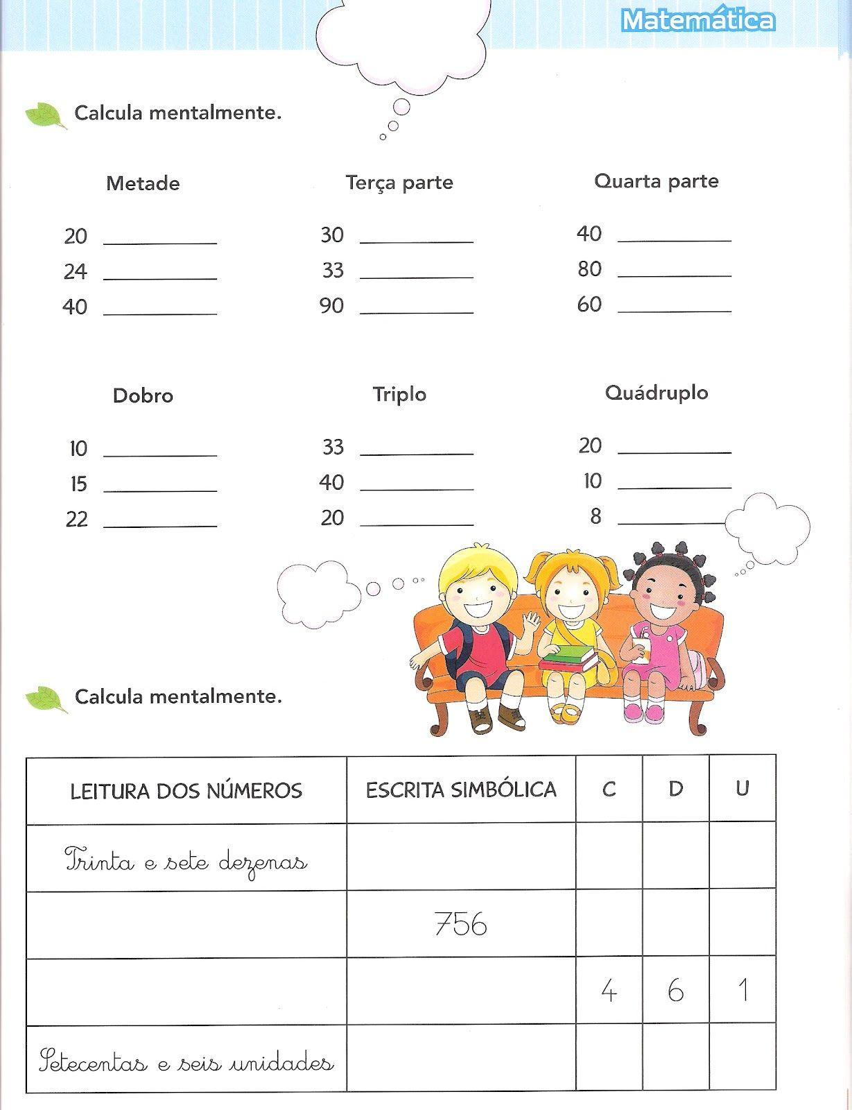 Pin De Katia Araujo Chagas Em Atividades Pinterest
