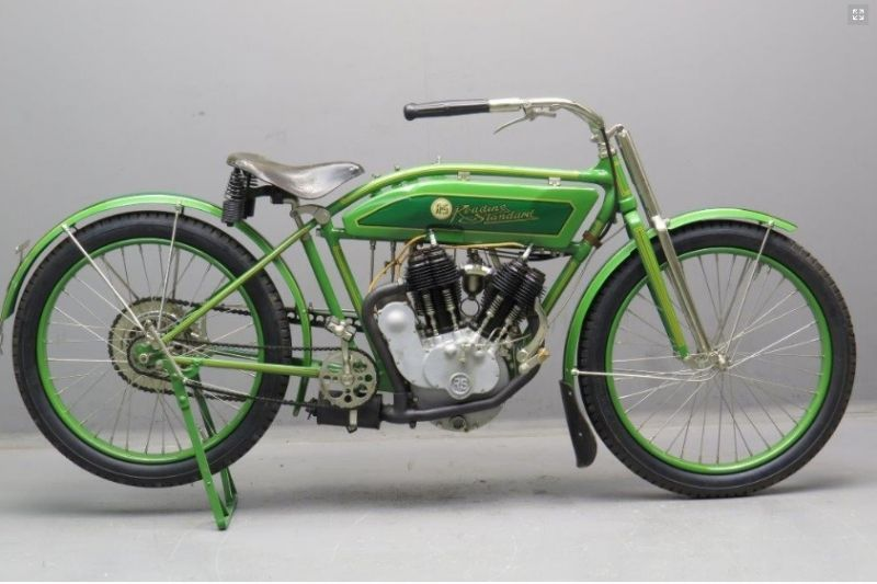 Reading Standard Mc 7hp Twin 1030cc Side Valve V Twin 1913 For Sale Prewarcar Classic Bikes Classic Motorcycles Old Motorcycles