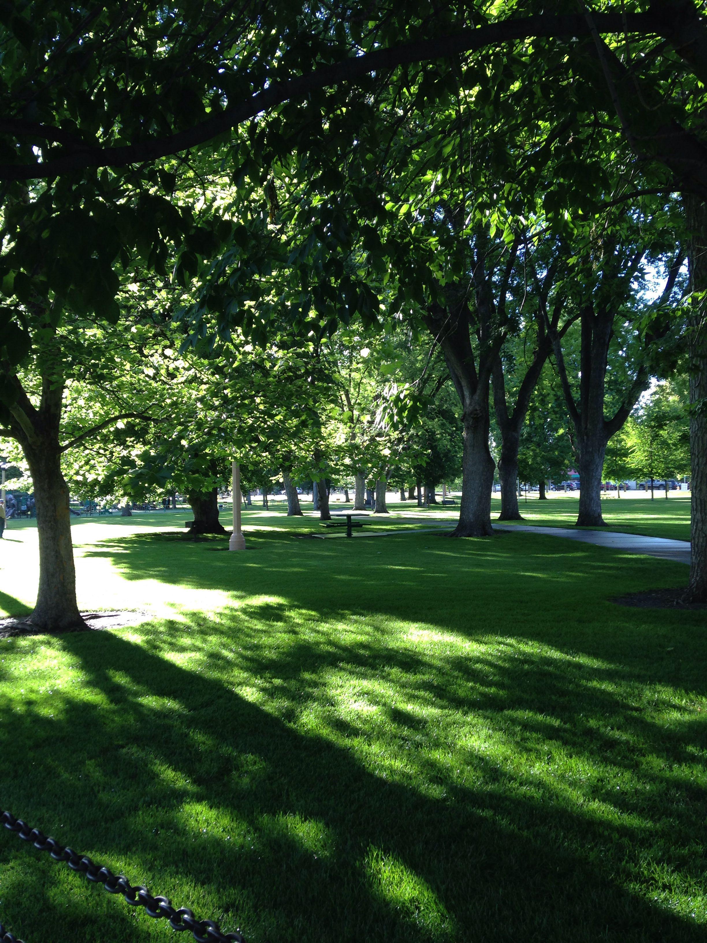 Geiser Pollman Park in beautiful bakercity.