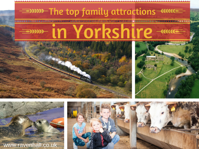 Top family attractions in Yorkshire