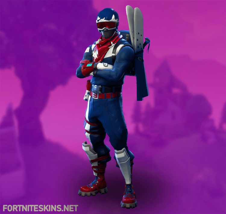 Canada Alpine Ace Fortnite Pin On Fortnite Outfits