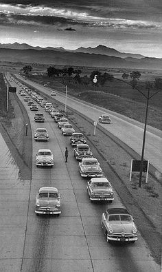1950s In Denver Denver History Bouldering Colorado Native