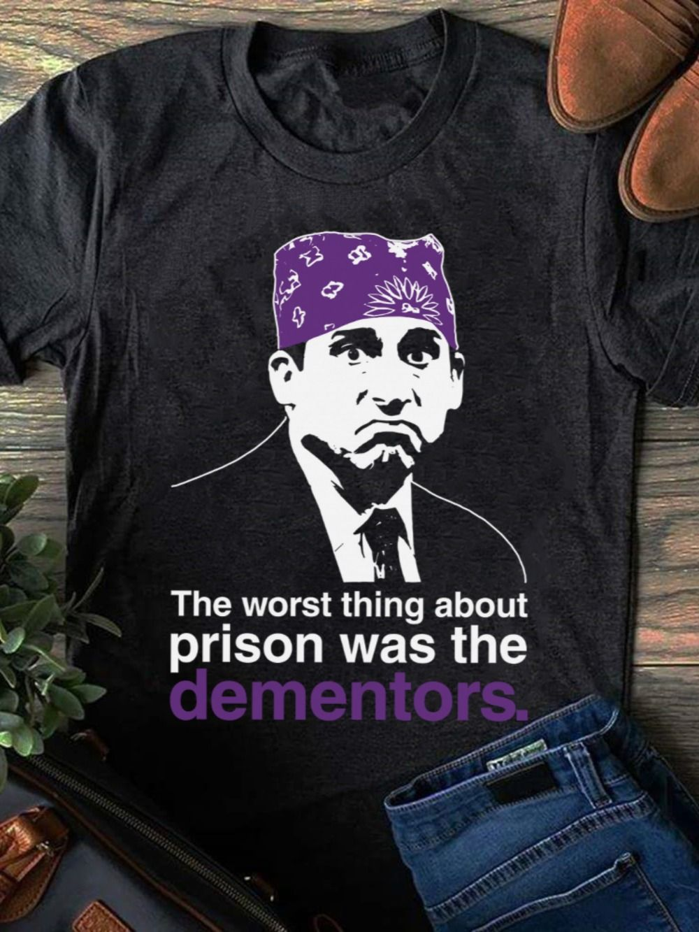 The Worst thing about Prison was the dementors Michael