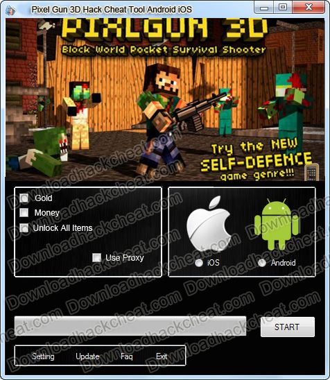 pixel gun 3d survival shooter & battle royale mod apk