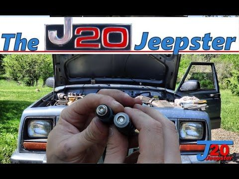 How To Do The Injector Upgrade On A 98 01 Cherokee Xj Youtube Jeep Mods Cherokee Jeepster