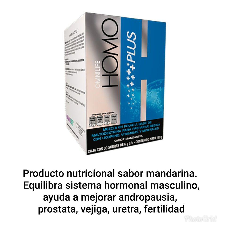 productos omnilife para la fertilidad masculina
