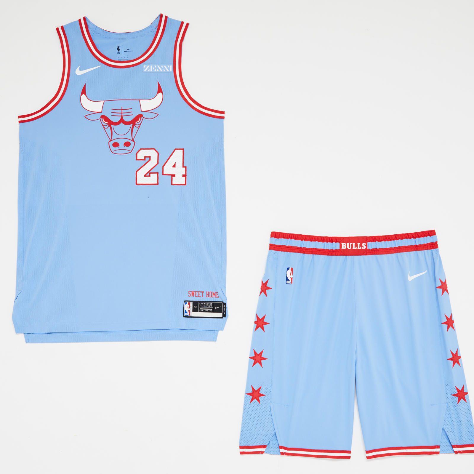 Atlanta Hawks #7 Jeremy Lin Association White Swingman Jersey