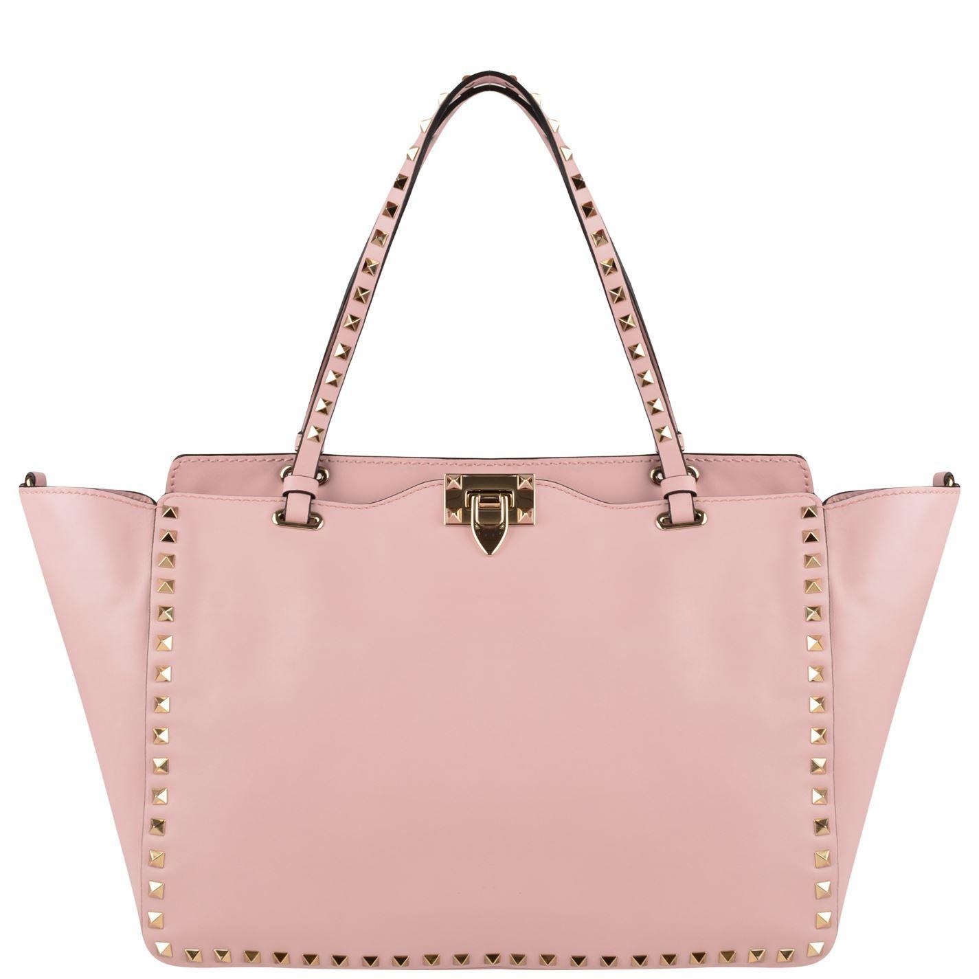 Valentino   Rockstud Wing Tote Bag
