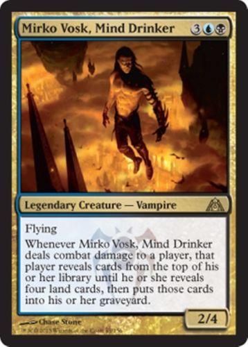 MtG Magic the Gathering blue Creature Sacrifice Deck
