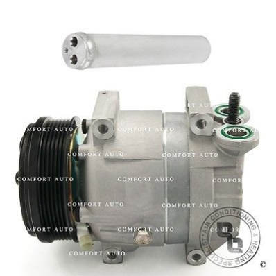 Cool New Ac Ac Compressor Drier Fits 2004 2008 Chevrolet Aveo