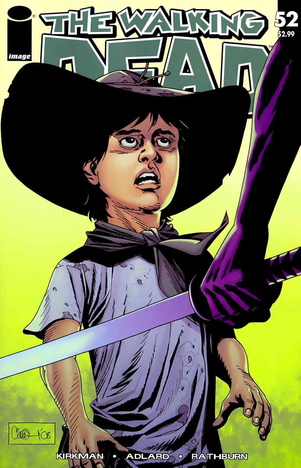Read Comics Online Free The Walking Dead Chapter 052 Page 1