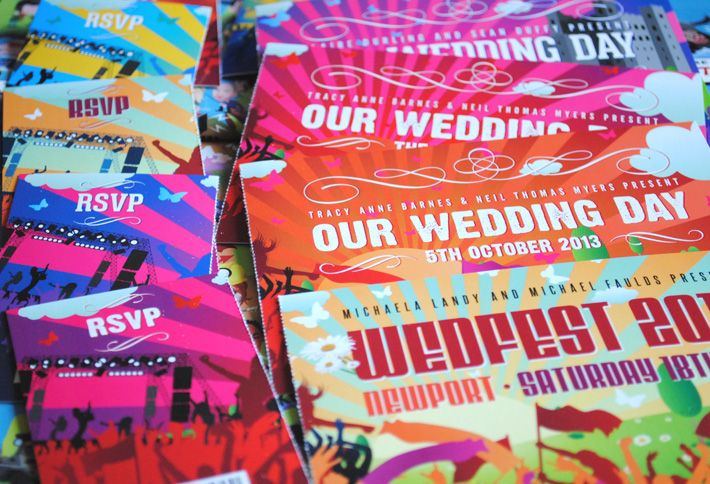 concert ticket stub wedding invites Wedding Bells Pinterest - invitations that look like concert tickets