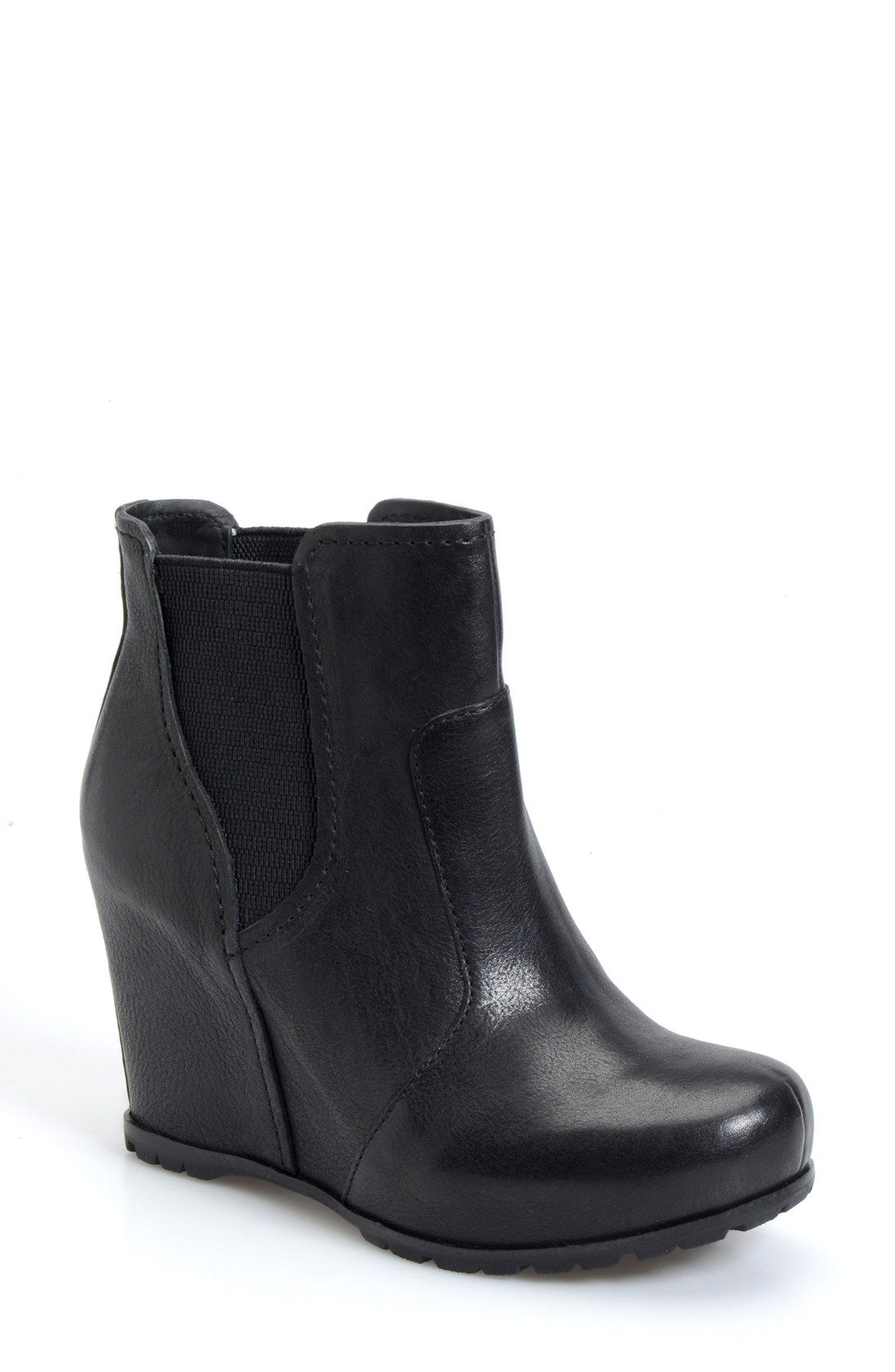 Kork-Ease® 'Neville' Wedge Chelsea Boot (Women)