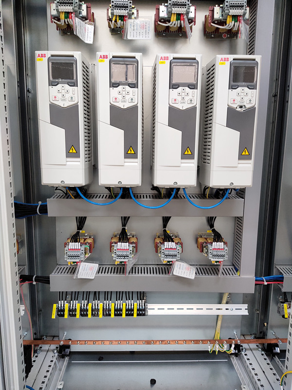 Low Voltage Power Distribution Cabinets Instrument Room Power Distribution