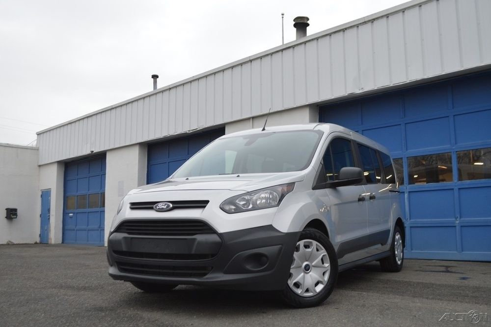 2016 Ford Transit Connect Xl Full Power Options 7 Pass Seating