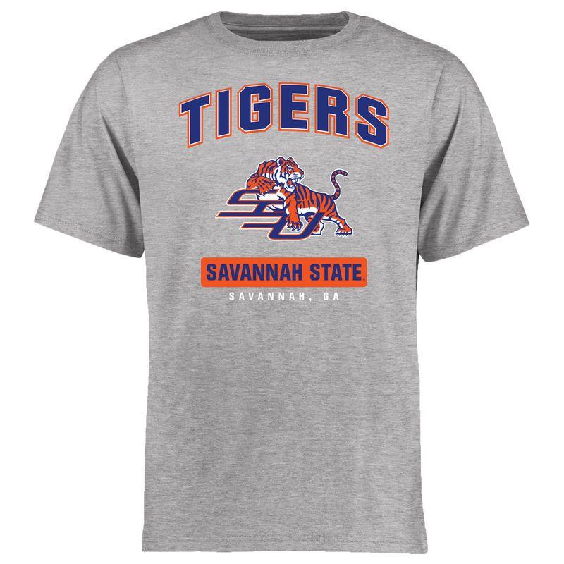 NCAA Savannah State Tigers T-Shirt V2