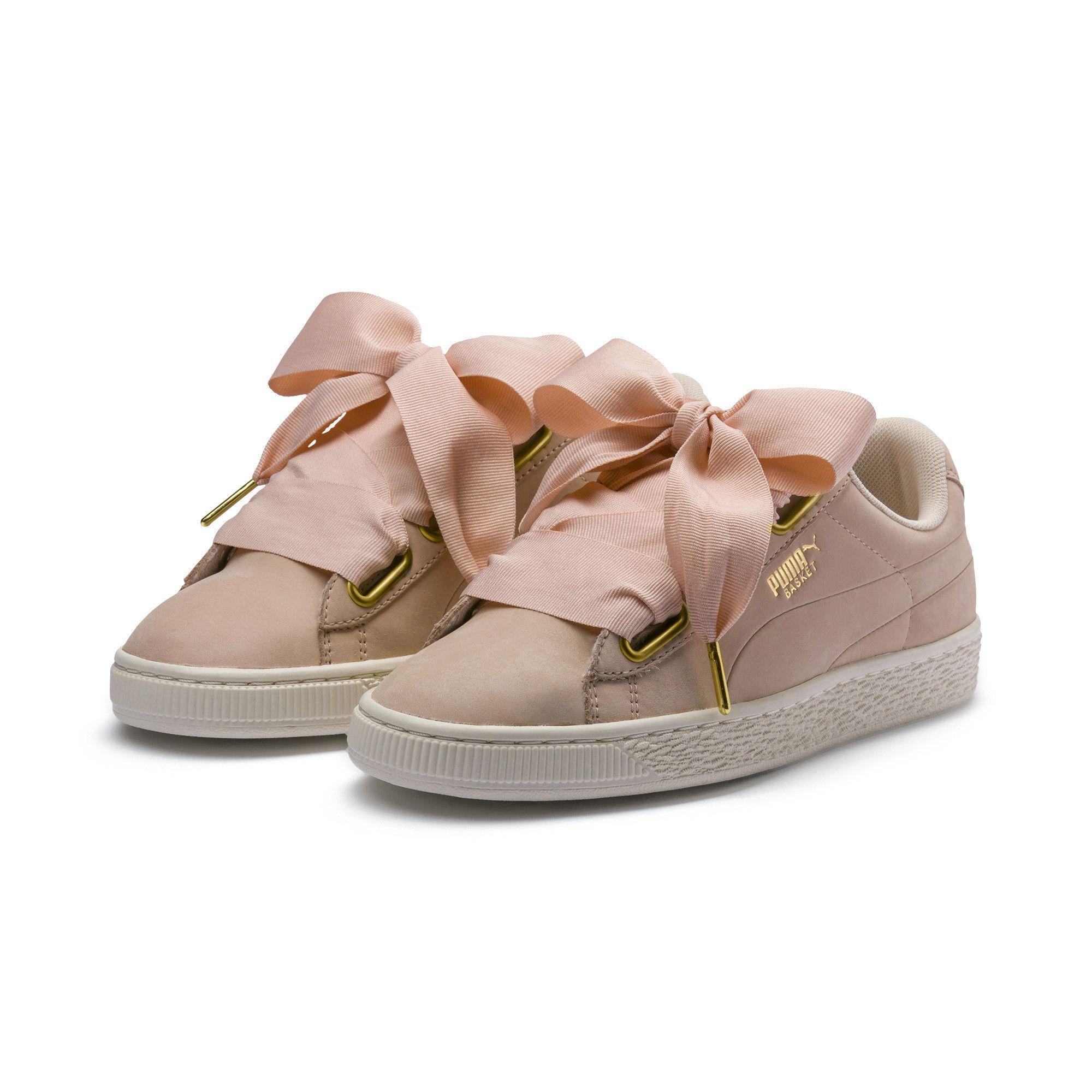 Basket Heart Soft Women's Sneakers
