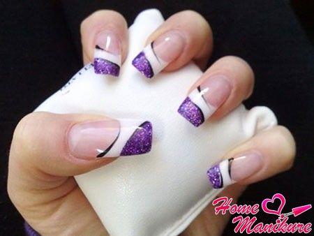 дизайн гелевых ногтей. фото