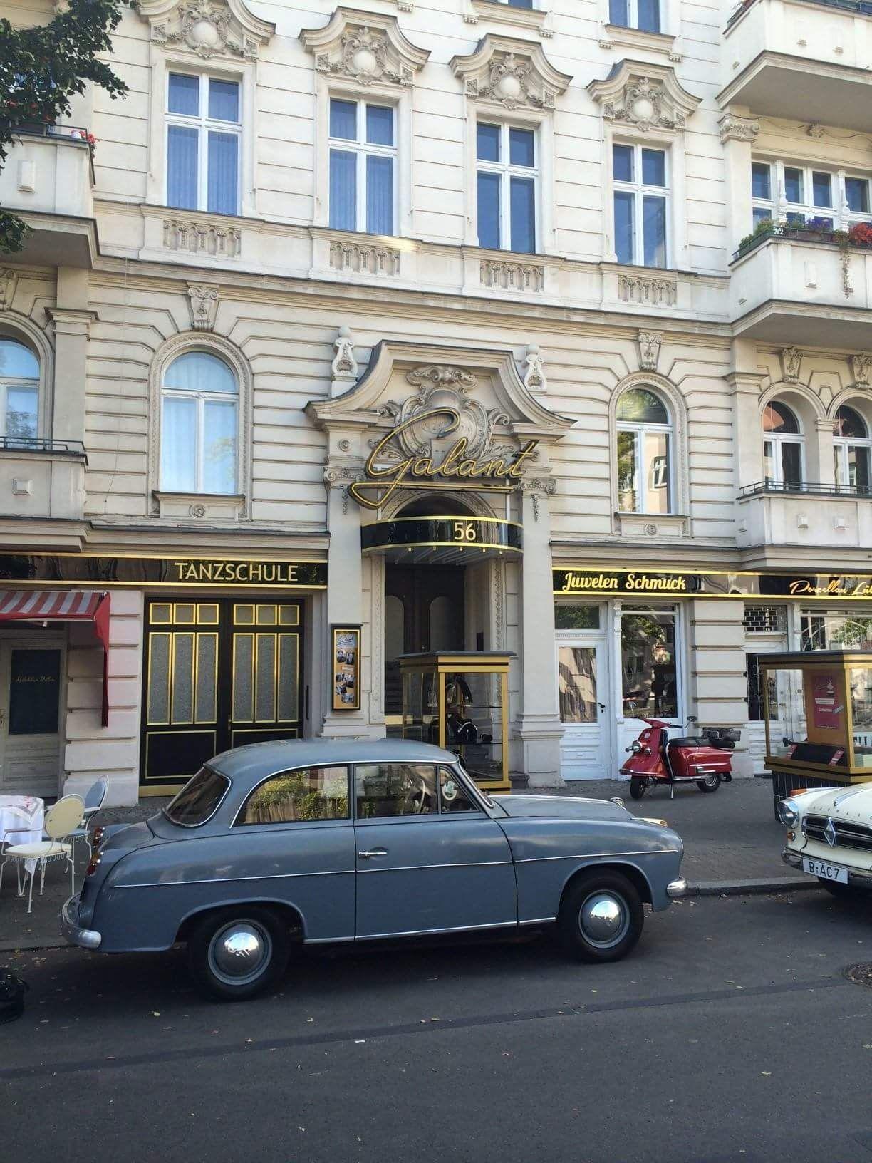 Tanzschule Galant Berlin