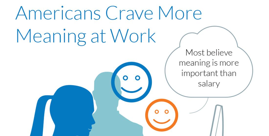 What's More Important Job Satisfaction or Salary? Job