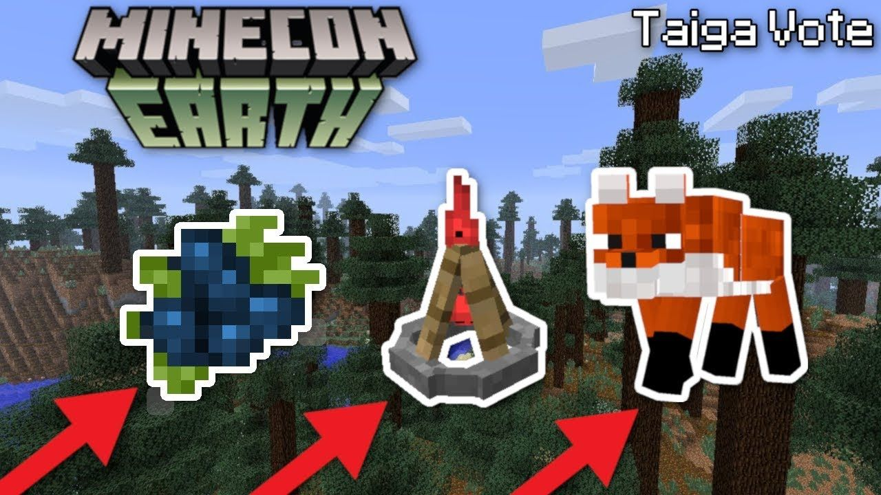 Minecraft - FOXES , BERRIES & CAMPFIRES !! [ Min