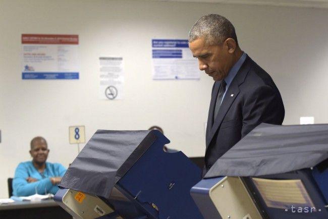 Koho volil Obama? Voľbu budúceho prezidenta má už za sebou - Zahraničie - TERAZ.sk