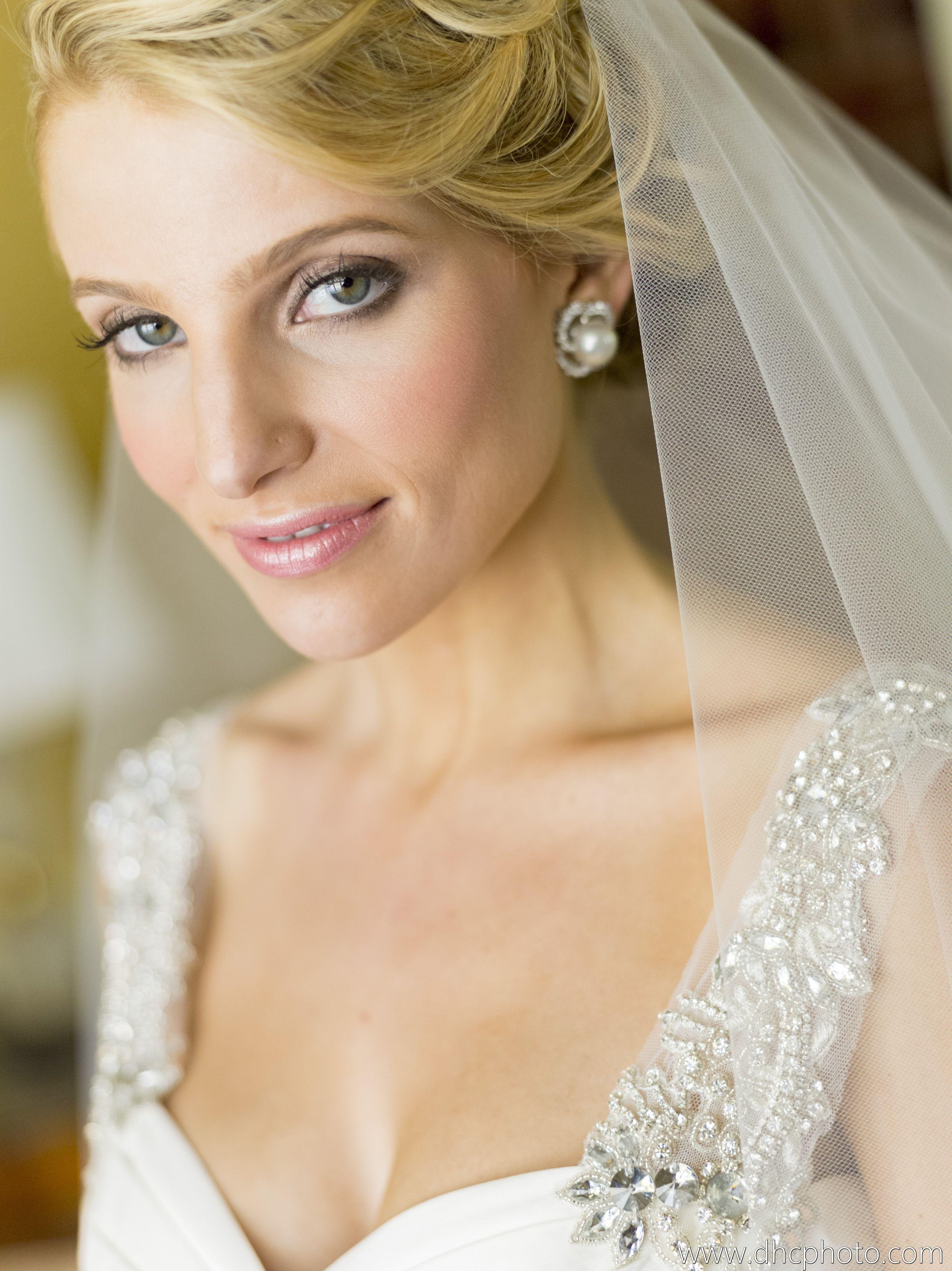 David Christensen photography; blonde ; bride; porcelein