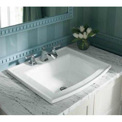Kohler K454-4V-BN Memoirs Stately 8\'\' Widespread Bathroom Faucet ...