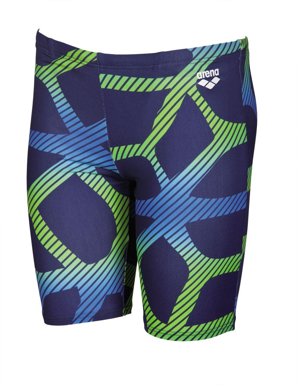 Adidas Herren Infinitex + Parley Wettkampf Badehose Edle Tinte Energie Blau