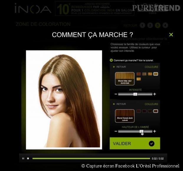 14++ Simulation coiffure femme en ligne gratuit des idees