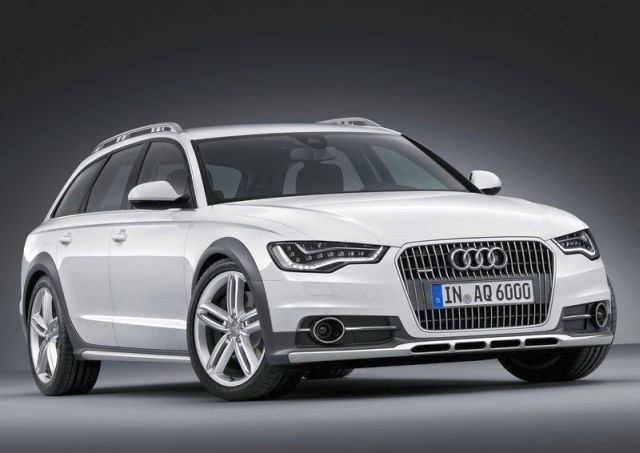 2017 Audi A6 Allroad Release Date And Price
