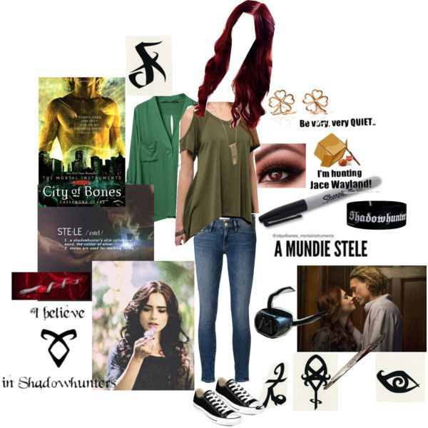 Mortal style: Clary Fray | cute outfits | Shadowhunters ...