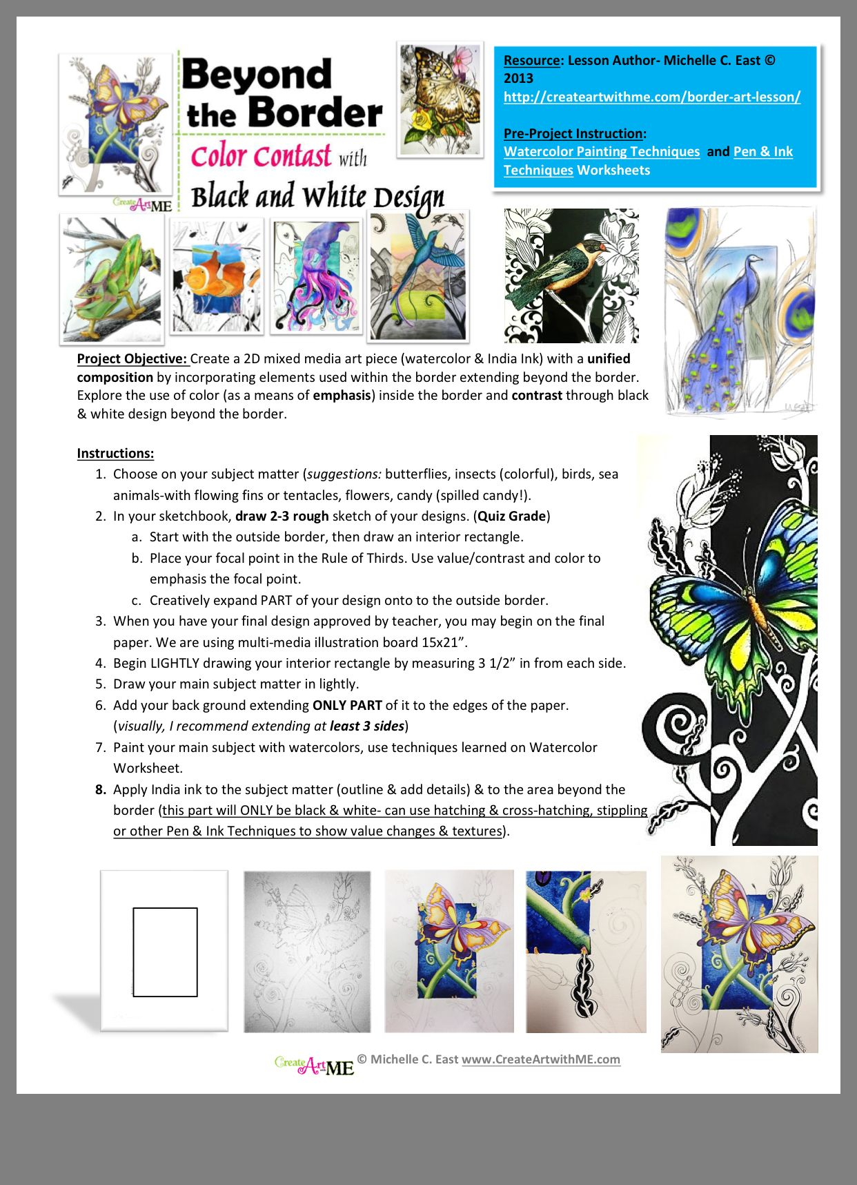 Pin By Tricia Thatcher On Introduction To Art