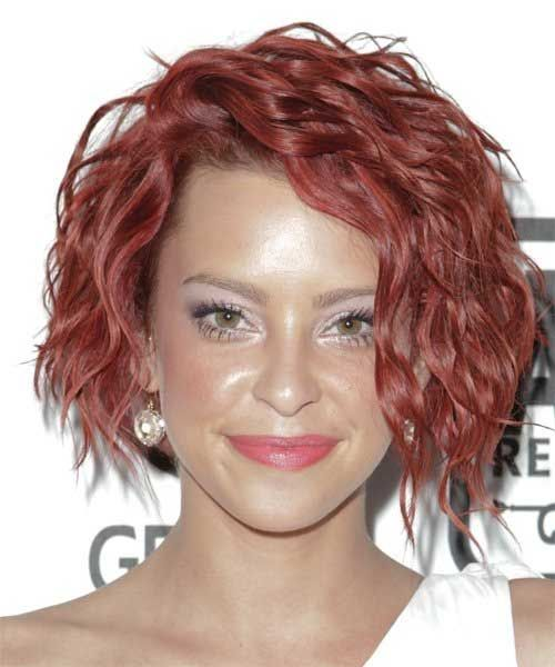 Edgy Short Hairstyles For Curly Hair Driveeapusedmotorhomefo