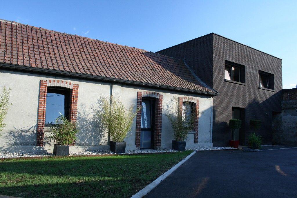 Pin by GAP architecture on C\O - Arcueil Pinterest Best - maison avec toit en verre