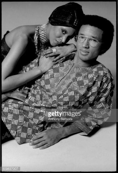 Portrait Of American Tennis Legend Arthur Ashe And His Wife Tennis Legends Arthur Ashe Black Hollywood