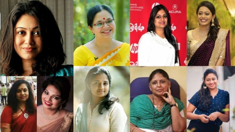 Women's day special: Here are few notable women technicians in Malayalam.