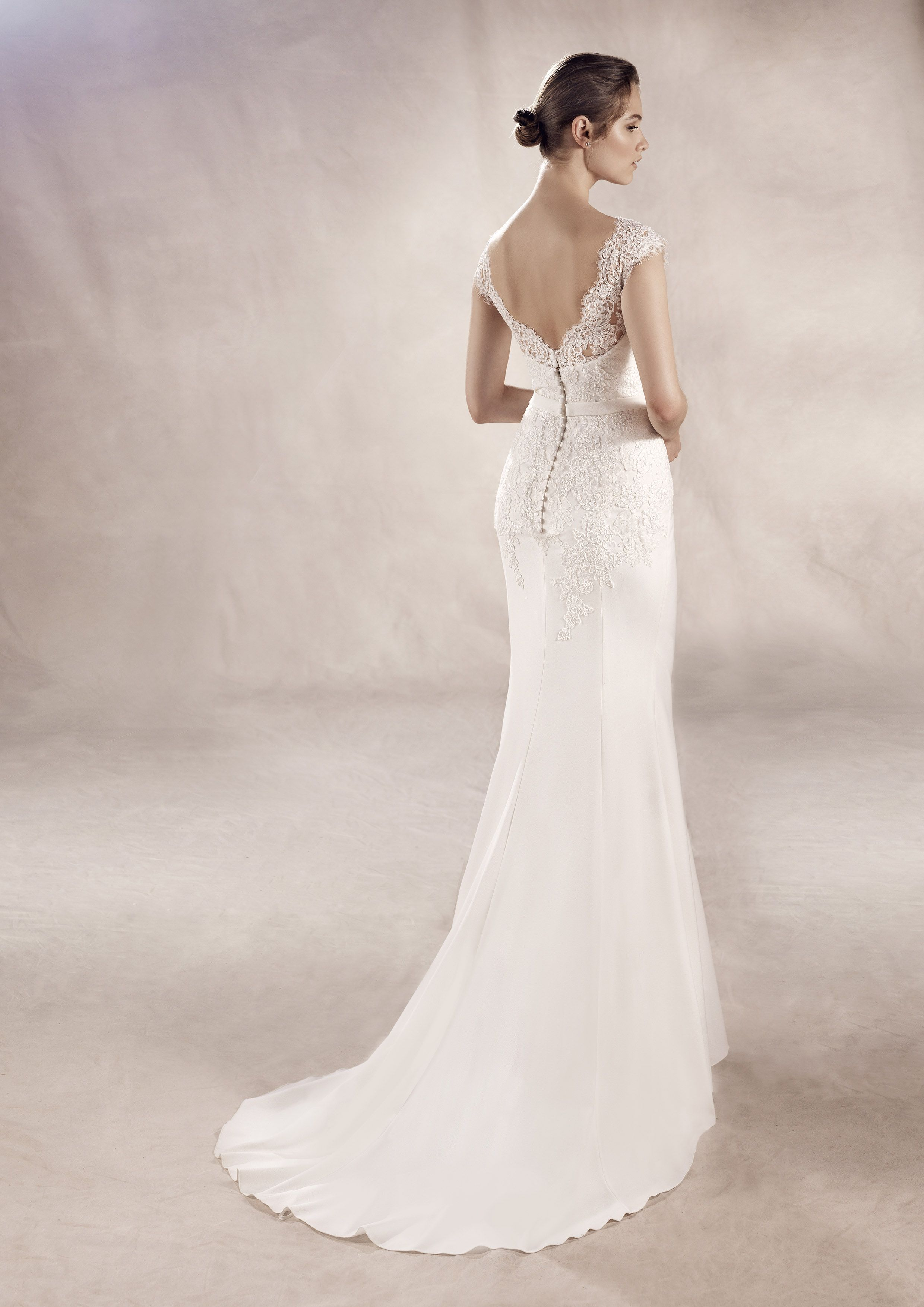 Best wedding dresses for 50 year olds  White One  Collection  YURIANA  Wedding dresses in